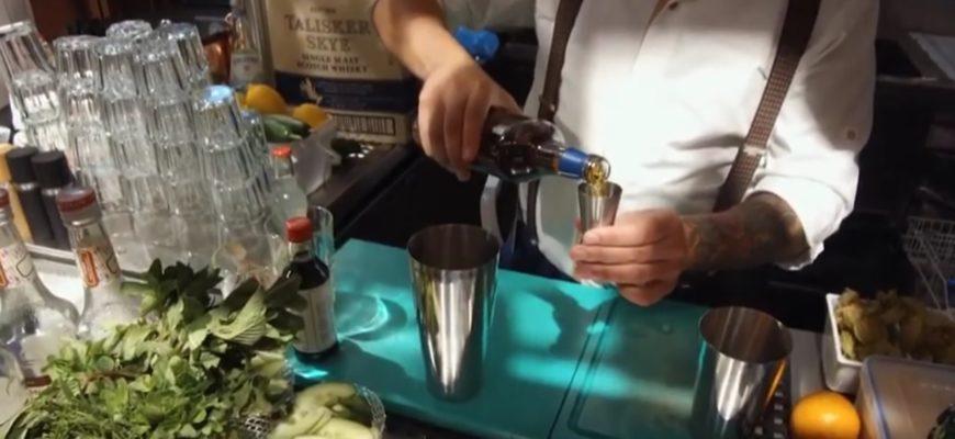 Делаем коктейли из шнапса1