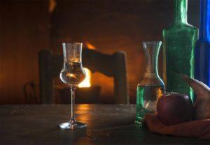 принцип винокурни